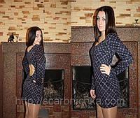 "Платье  ""Герда""  р. L  Цена розн: 315.00 грн.  Цена опт: 198.00 грн."