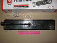 Фонарь ГАЗ -3302 задний (рестайлинг) . 8502.3716000-10-47