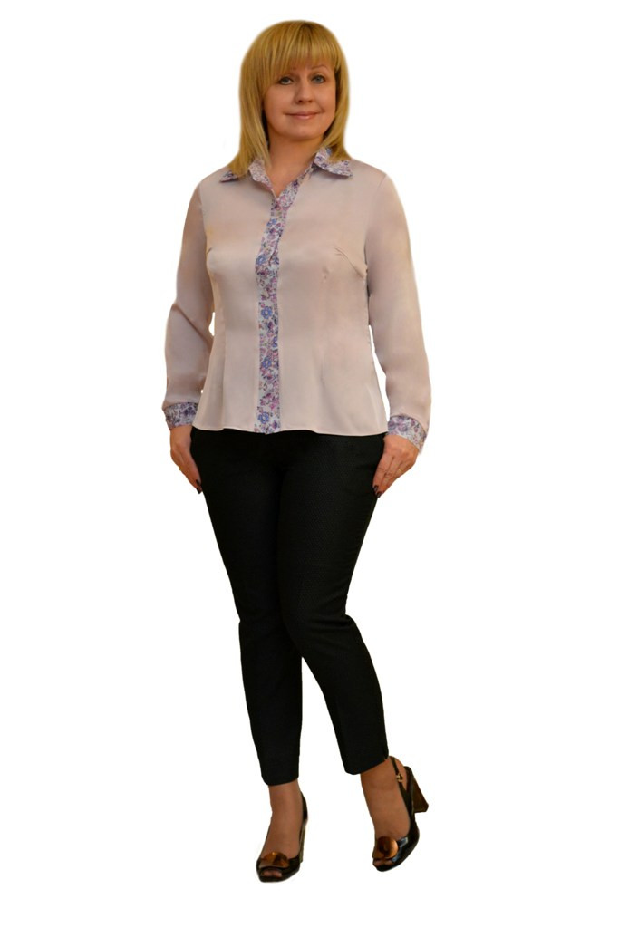 "Блуза ""Вита"" - Модель  1276-2 (50р) (ф)"