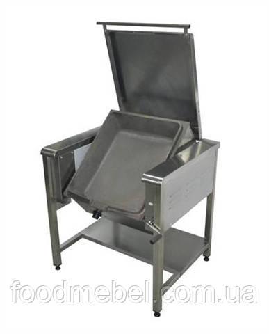 Сковорода промышленная электрическая СЭС-0,25 Н на 40 литров