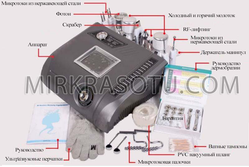 Аппарат для лица TM-N97 (7 в 1)