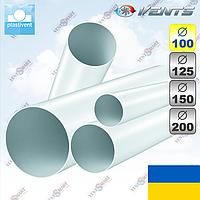 Воздуховоды пластиковые круглые ПЛАСТИВЕНТ