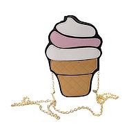 Сумочка - Морожено, Стильная женская сумка Ice-Cream Bag