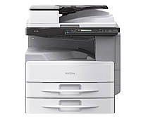 Монохромный МФУ Ricoh MP 2001L для небольших офисов. Принтер/сканер/копир. Формат А3.