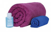Набор полотенец SEA TO SUMMIT Tek Towel Wash Kit Large berry