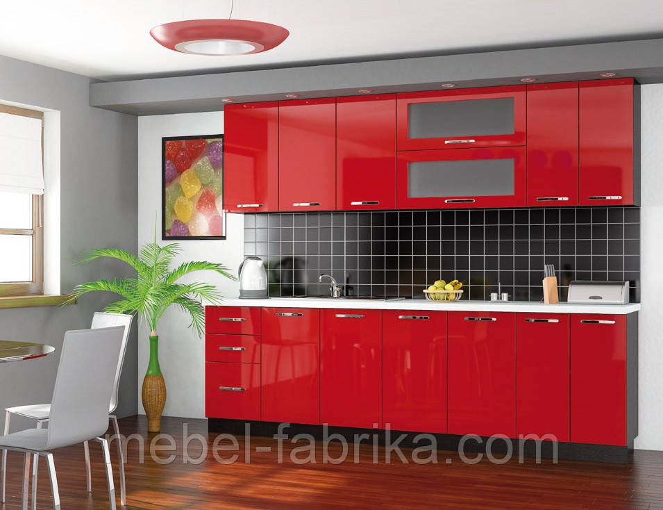 "Кухня ""Гамма"" 2.0 Мебель-Сервис"