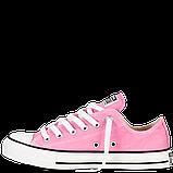 Розовые кеды Converse, фото 2