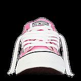 Розовые кеды Converse, фото 3