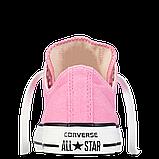 Розовые кеды Converse, фото 4