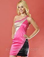 "Платье ""Кокетка"" ""Marineblu"", размер M  Артикул: 132825  Розница: 302.00 Опт: 190,00"