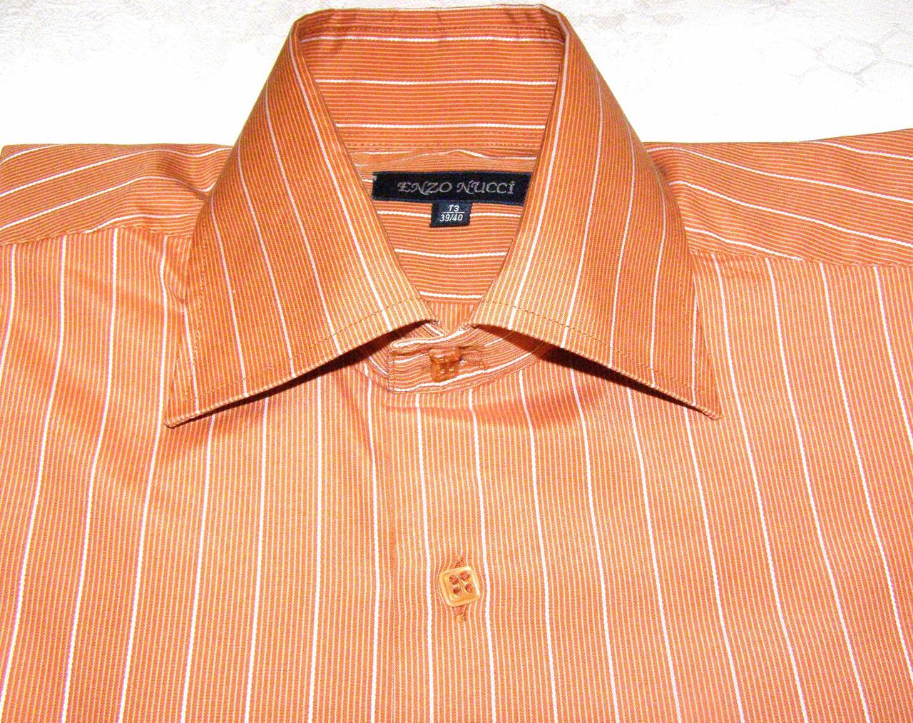 Рубашка ENZO NUCCI (M/39-40)