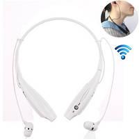 Беспроводные Bluetooth наушники Sport TM-730 White