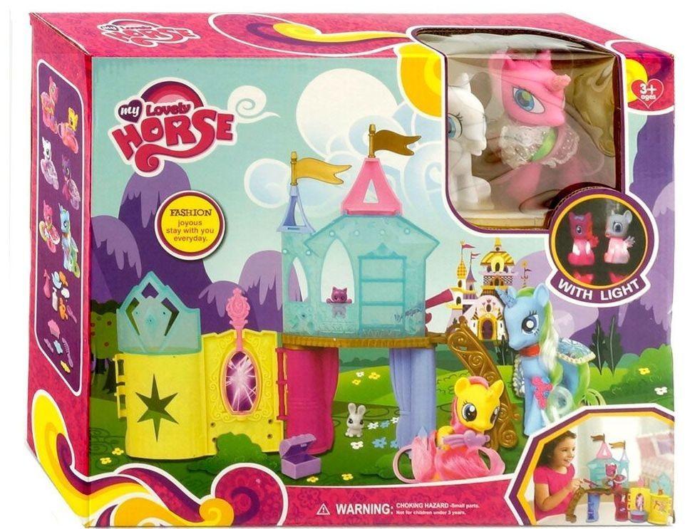 """Кристальный замок Пони """"My Little Pony"""" арт.3225"""
