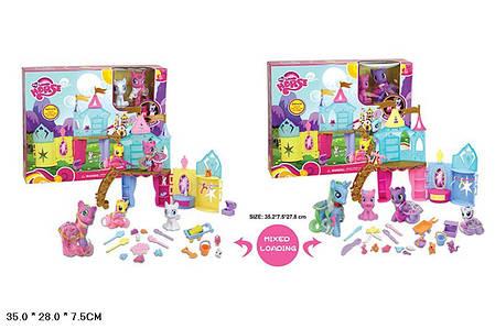"""Кристальный замок Пони """"My Little Pony"""" арт.3225, фото 2"""