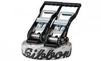 Слэклайн GIBBON ANDY LEWIS TRICKLINE X13 27 m Slackline Set white