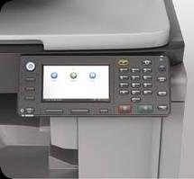 Ricoh MP 2001SP монохромный мфу высокого качества. Принтер/сканер/копир. Формат А3.