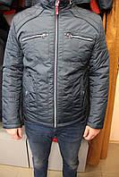 Куртка мужская демисезонная Kings Wind 6K28/Серый