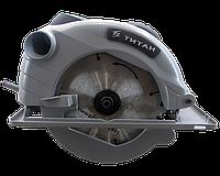 Пила дисковая Титан ПЦП 15-185