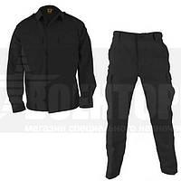 Комплект BDU Coat + BDU Trouser Black MR PROPPER