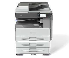 Высококачественный монохромный МФУ Ricoh MP 2501SP. Принтер/сканер/копир. Формат А3.