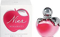 Nina Ricci NINA EDT 30 ml Туалетная вода женская (оригинал подлинник  Франция)