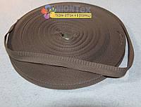 Тесьма брючная х/б (ширина1.5см) коричневая