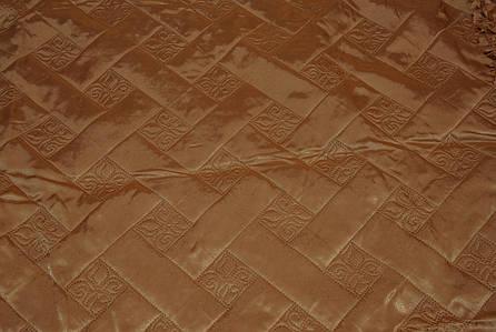 Покривало Гамма коричнева 180*210, фото 2