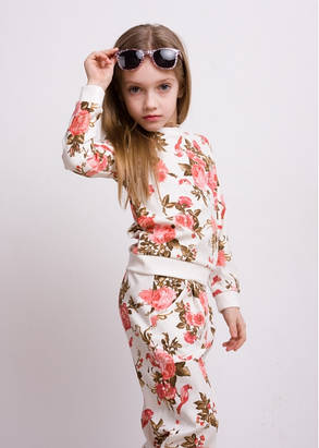 "Детский костюм ""Гамма"" свитшот+штаны, фото 2"