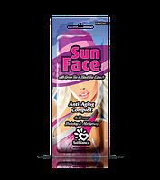Крем для засмаги в солярії Sun Face