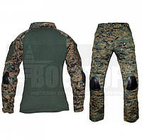 Костюм Combat Shirt & Pants Marpat Emerson