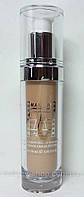 Водоустойчивый тон-флюид 30 мл. (светлый натуральный бежевый) Make-Up Atelier Paris