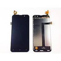 Дисплей+сенсор Zopo C2/C3/ZP980/ZP980+ черный