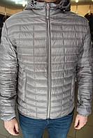 Куртка мужская демисезонная Kings Wind 6K37/Св.Серый