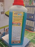 Химия для бас. Crystal Pool Algaecide Ultra Liquid