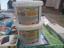 Химия для бас. Crystal Pool Quick Chlorine Tablets