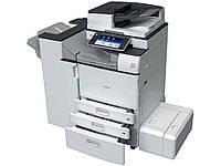 Производительный монохромный МФУ Ricoh Aficio MP 3054SP. Принтер/сканер/копир. Формат А3.