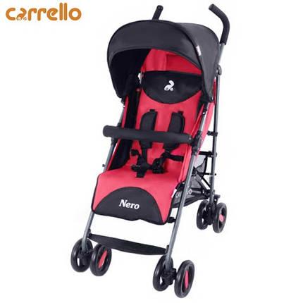Коляска прогулочная Carrello - Nero Crimson, фото 2