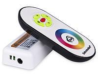 Контроллер управления светодиодной лентой RGB радио с пультом