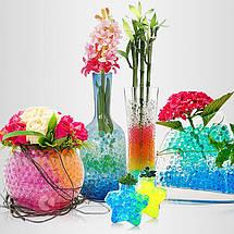 Гидрогель, аквагрунт,шарики orbeez  (150 шт, 7 цветов), фото 3