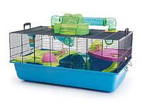 ХАМСТЕР МЕТРО (Hamster Heaven Metro) клетка для хомяков 80*50*50 см