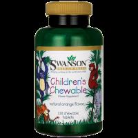 Жевательные детские витамины для детей, 120 таблеток, купить, цена, отзывы, Киев