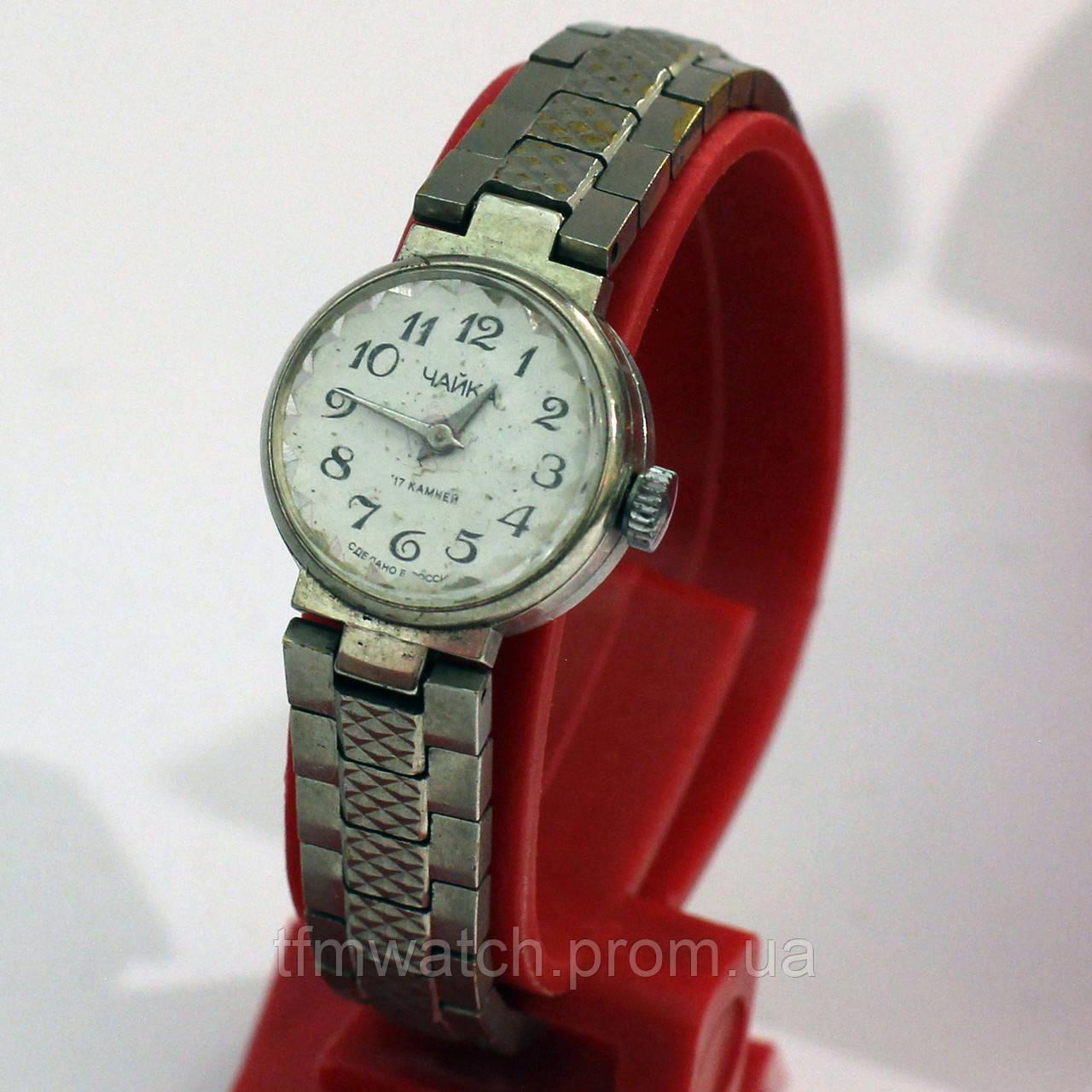 Chaika часы женские производство СССР