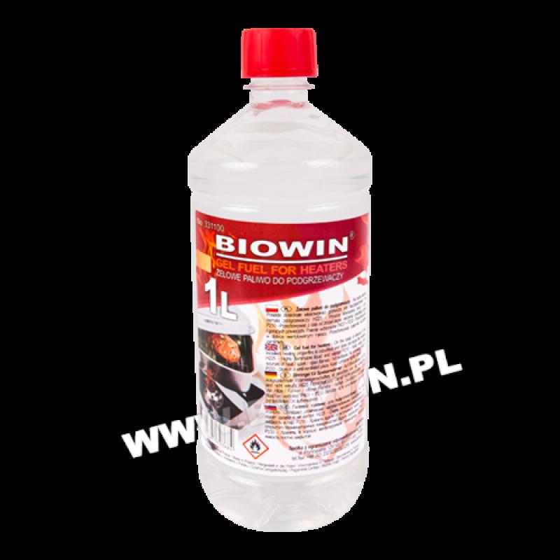 Гелевое топливо для коптильни 1000 мл, BIOWIN