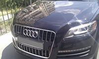 Дефлектор капота Audi (Россия - США - Австралия)