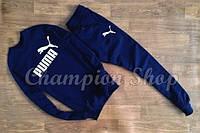 Мужской свитшот и штаны Puma