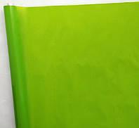 """Пленка тонированная """"Сплошная"""" зеленая 60 см 200 гр"""