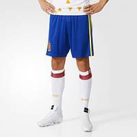 Игровые шорты сборной Испании UEFA EURO 2016 Spain Home Adidas AA0847