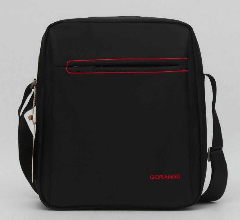 750f0276a941 Модная мужская сумка через плечо Gorangd. Стильная, красивая сумка. Удобная  сумка. Код