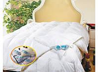 Пуховое одеяло Le Vele 4 сезона евро размер