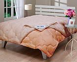 Одеяло микрофайбер Le Vele 4 сезона зима лето на кнопках евро размер 200*220, фото 3